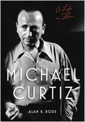 book cover photo of director Michael Curtiz