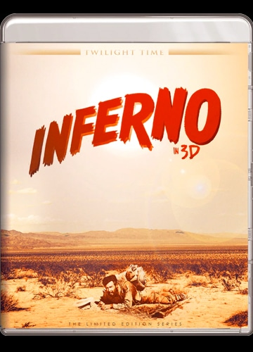 Inferno movie cover art